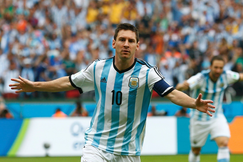 Hình nền cầu thủ bóng đá Lionel Messi
