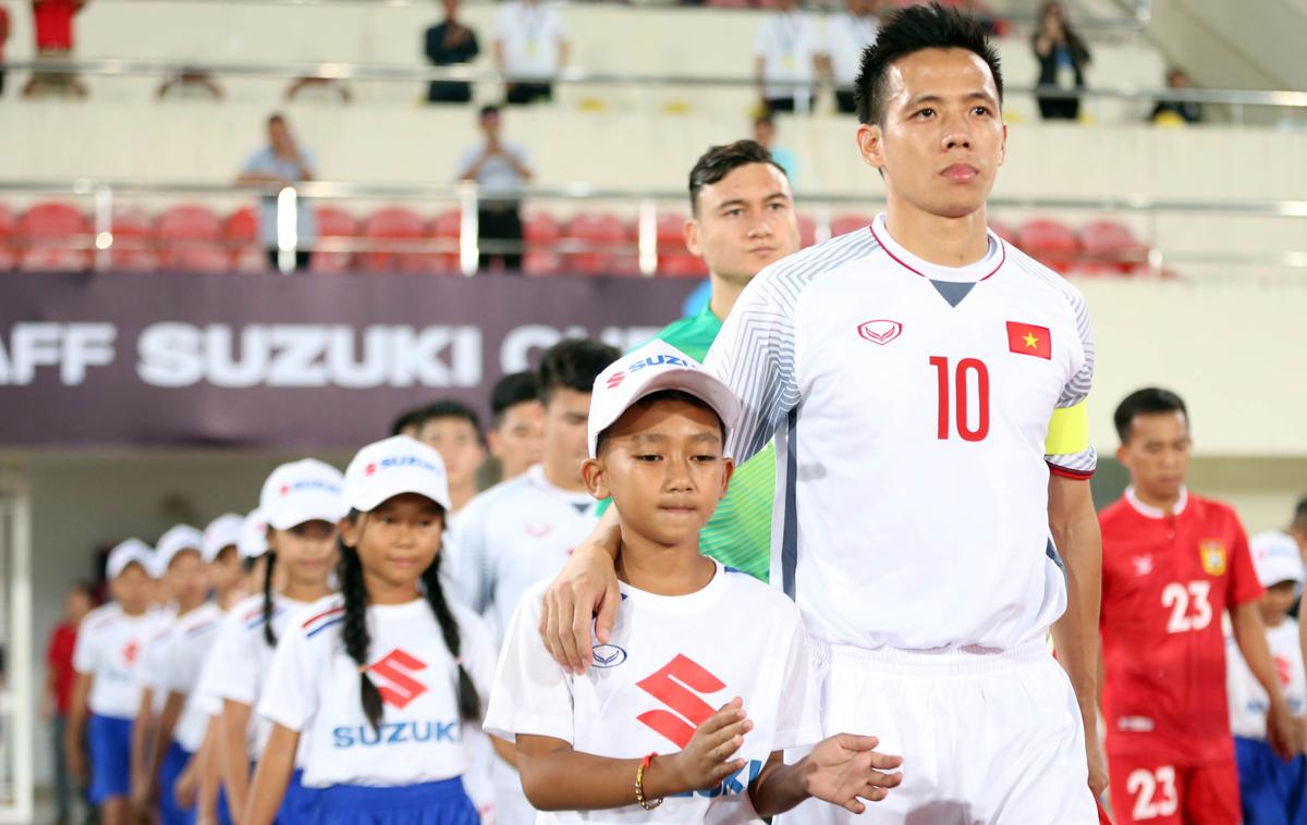Hình ảnh cầu thủ Việt Nam Văn Quyết