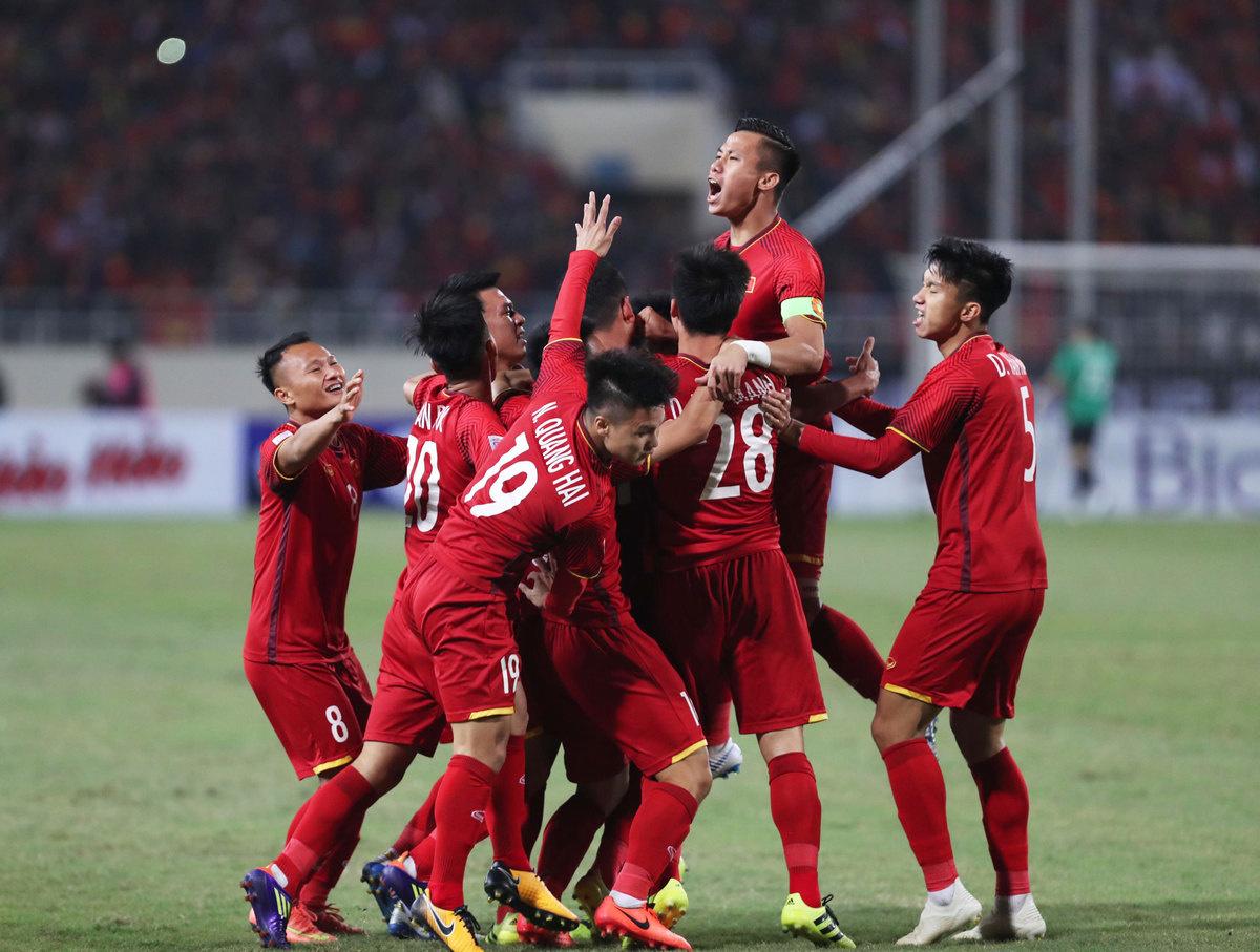 Hình ảnh cầu thủ Việt Nam