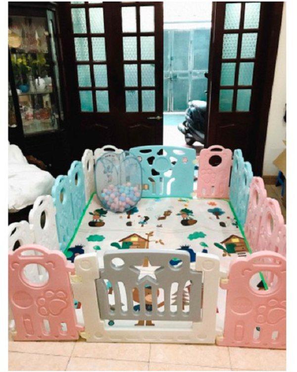 nhà banh mini