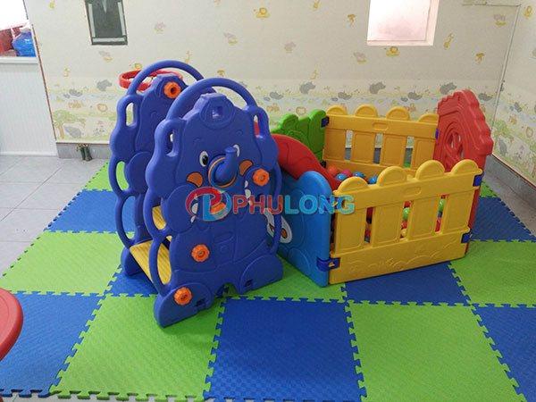 nhà banh mini cho trẻ