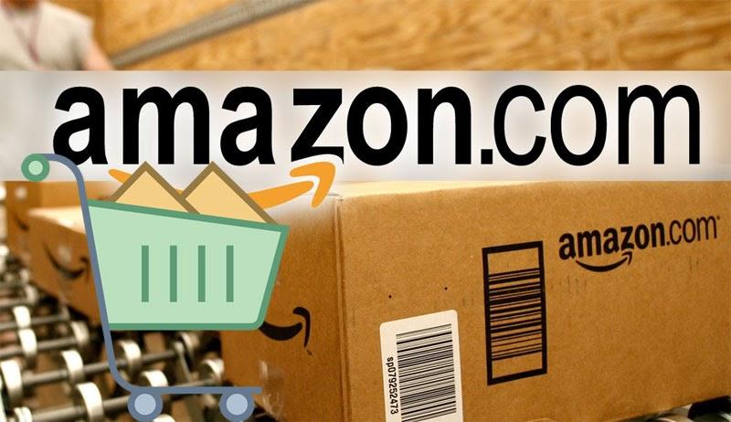 Mua hàng trên Amazon đảm bảo chất lượng