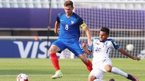 Màn trình diễn xuất sắc ở đội tuyển Pháp